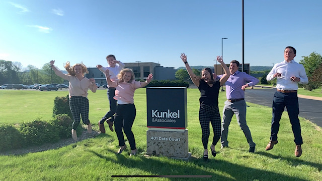 Collaboration at Kunkel Insurance & Associates, a nation-wide Insurance Agency Company